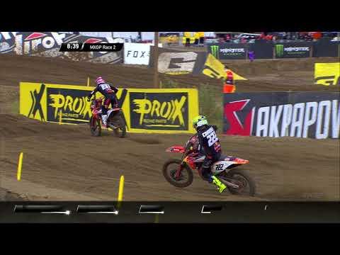 Cairoli vs Prado - MXGP Race 2 - MXGP of Limburg 2020