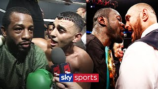 The CRAZIEST Post-Fight Interviews EVER 👊