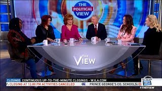 Graham Joins The View To Discuss Current Events And More