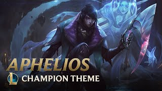 Aphelios, The Weapon of the Faithful | Champion Theme  - League of Legends