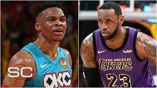 Westbrook trade to the Heat is complicated, Lakers not a championship team | SportsCenter