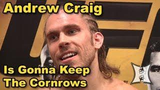 UFC 162 Andrew Craig Wins