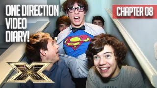 One Direction: The X Factor Diary   Chapter Eight   The X Factor UK