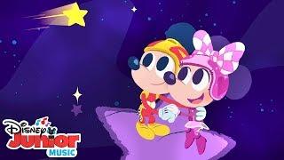 Twinkle, Twinkle, Little Star 🌟  | 🎼  Disney Junior Music Nursery Rhymes | Disney Junior