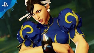 Street fighter v champion edition :  bande-annonce