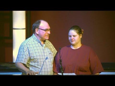 Apr. 27 2014 Cassandra Carter Baptism