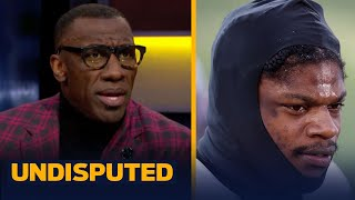 Skip & Shannon on Bills' decisive win over Ravens, Lamar Jackson's future | NFL | UNDISPUTED