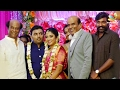 Rajinikanth, Vijay Sethupathi@actor Vagai Chandrasekhar daughter wedding reception
