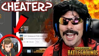 Doc Reacts to Stream Sniping Drama during PUBG Invitational!