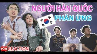 EM GÁI MƯA (HUỲNH LẬP) - Người Hàn Quốc PHẢN ỨNG | 베트남식 개그를 처음 본 한국인 리얼반응 | PanTV
