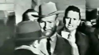LEE HARVEY OSWALD IS SHOT (NBC-TV VIDEO FOOTAGE)