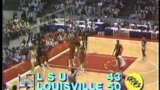 Louisville vs LSU 1980 Elite 8 (FULL GAME)