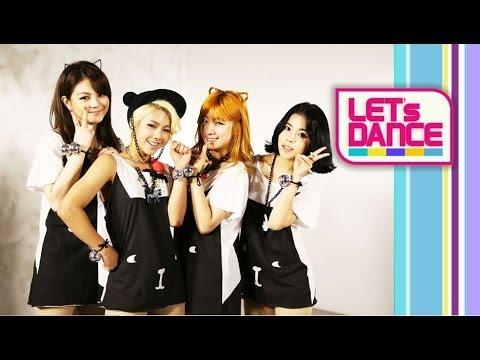Let's Dance : TINY-G(타이니지) _ Miss you(보고파) [ENG/JPN SUB]