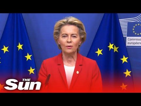 EU launches legal action over Boris Johnson's Internal Market Brexit Bill