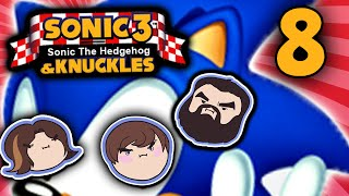 Sonic 3 & Knuckles: Warm Fuzzies - PART 8 - Grumpcade (Ft. The Completionist)