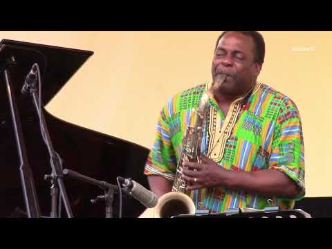 """Morning song"" (D. Murray) - David Murray Quartet - XXIV Festiwal Jazz na Starówce"