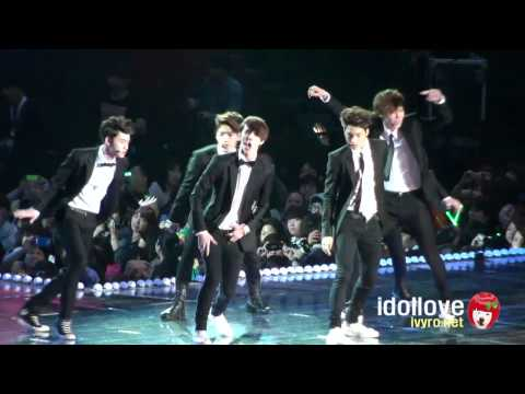 [직캠] EXO-K - 120512 드림콘서트 ♪ Sorry Sorry