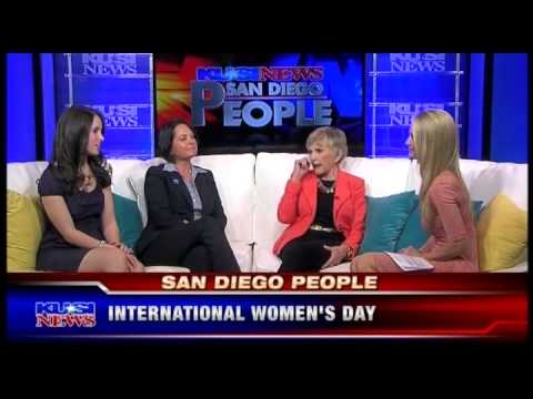 KUSI International Women's Day Special w/ Star Hughes - Part II