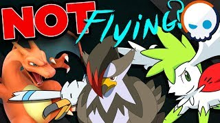 EVERY Flying Type Pokemon EXPLAINED! | Gnoggin