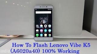 LENOVO A6020A40 DEAD BOOT - mobile service