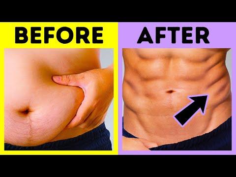 7-минутна рутина за вежбање со која ќе ги отстраните мастите од стомакот