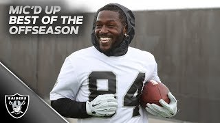 Best of the 2019 Offseason | Mic'd Up | Raiders