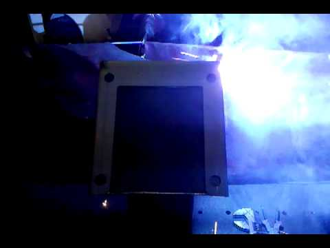 Robotic Welder 2 quick welds