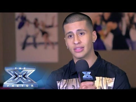 The Exit Interview: Carlito... - The X Factor USA  - NRIesXYsGBU -