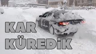Turčin svima pokazao da i kad je metar snijega, njegov AUDI A5 prolazi BEZ PROBLEMA (VIDEO)