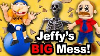 SML Movie: Jeffy's Big Mess!