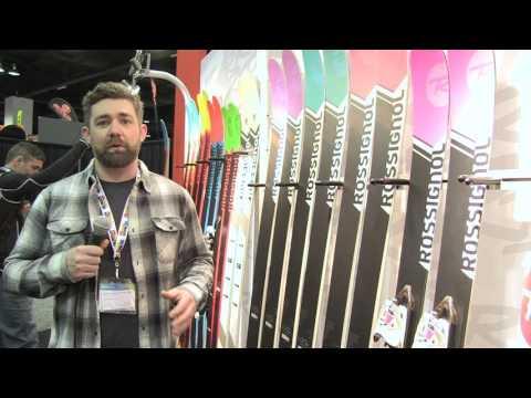 SIA 2016 - Rossignol 7 Series Women's Skis - Altrec.com