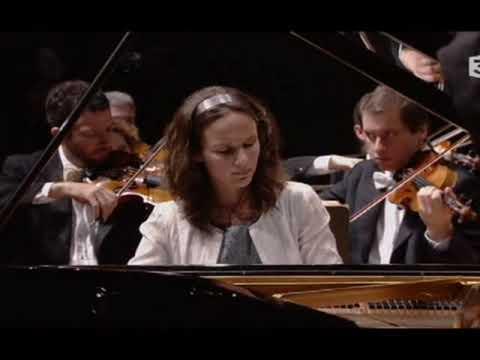 Helene Grimaud, Vladimir Jurowski - 2009 - Ravel concerto in G Major - Adagio Assai