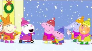 PEPPA PIG CHRISTMAS MOVIE NEW 2016 - FILMS FOR KIDS TV