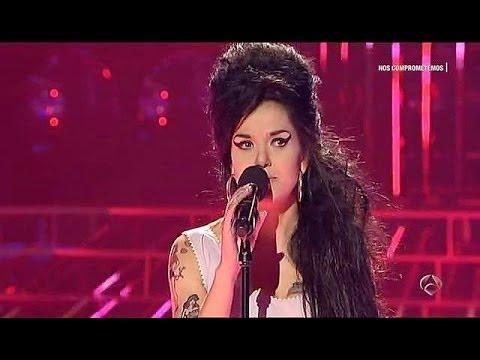 Tu Cara Me Suena - Roko se transforma en Amy Winehouse