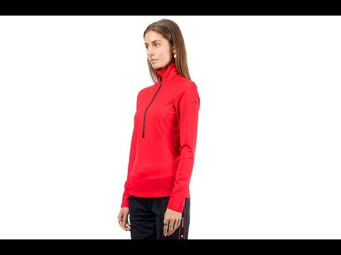 GOLDBERGH Serena Womens Baselayer in Lava