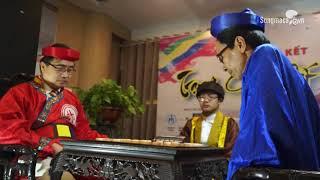 Trạng cờ đất Việt: Nguyễn Thế Trí Vs Trềnh A Sáng, bảng A vòng Chung kết toàn quốc