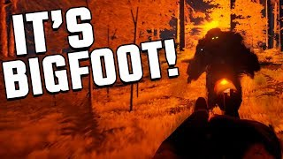 THIS IS WHAT HAPPENS WHEN YOU MESS WITH BIGFOOT! Bigfoot Caught! (Finding Bigfoot Gameplay)