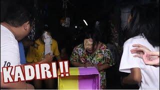 WHAT'S IN THE BOX CHALLENGE! Ft. Joga Girl  (Puro kalokohan to! ha ha ha)