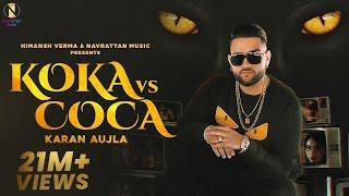 Koka Vs Coca – Karan Aujla Video HD