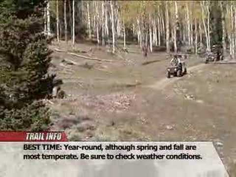 ATV Television Adventure - Paiute ATV Trail #89