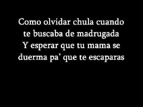 Farruko-Cositas Que Haciamos Lyrics/ Letra
