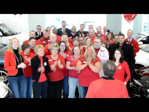 Sam Swope Auto Group: 2014 - Red Out for Awareness