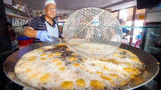 Extreme Arabian Street Food - FALAFEL JACUZZI + Best Ever Ful in Saida, Lebanon!