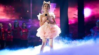 Krisia, Hasan and Ibrahim - Planet of the Children -HD-English Lyrics - Junior Eurovision 2015