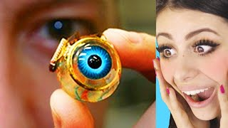 Amazing Gadgets That Give You SUPERPOWERS !