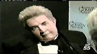 Jiminy Glick Interviews Steve Martin