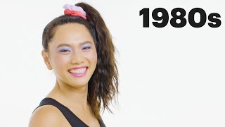 100 Years of Ponytails   Allure