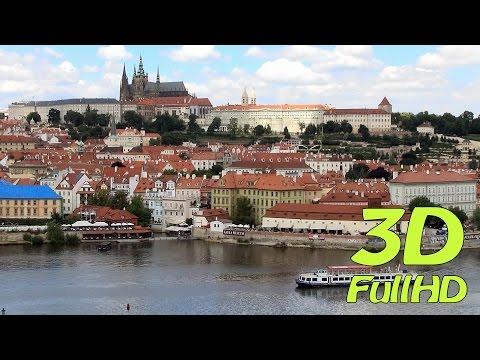 [3D] Prague Castle, Hradcany, Prague, Czech Republic / Pražský hrad, Hradčany, Praha, Česko