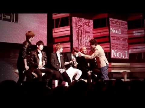 TEEN TOP(틴탑) 길을 걷다가...(Walk by...) MV