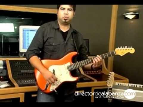 Tutorial -- En Los Montes, En Los Valles -- Guitarra Eléctrica (Roberto Prado)